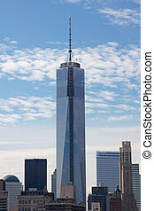 One World Trade Center NYC - One World Trade Center, the...