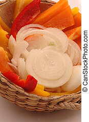 onion pepper 92 - onions and peppers 92