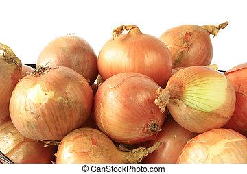 Onions - Many onions