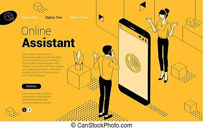 online assistant service