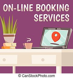 Online Booking Services Composition - Online booking ...