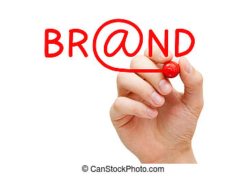 Online Brand Concept