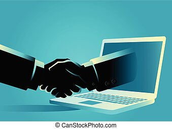 Online Business Deals