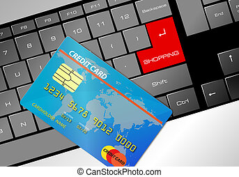 online business - Conceptual image rappresente the online...
