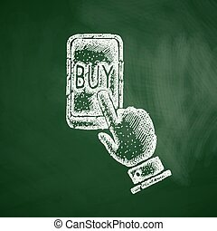 online buying icon