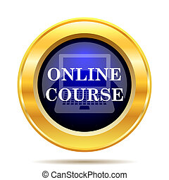 Online course icon