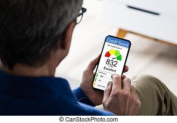 Online Credit Score Report