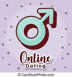 Online dating desing