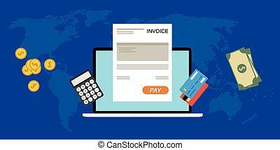 online, digitális, árujegyzékek