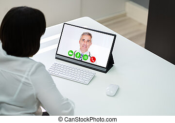 Online Doctor Video Conference
