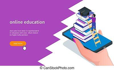 Online education banner 01