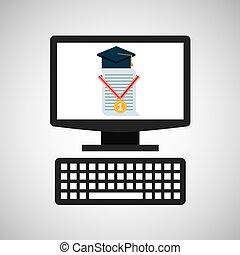 online education technology cap certificate