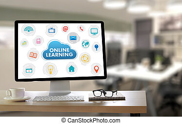 ONLINE LEARNING Connectivity Technology Coaching online...