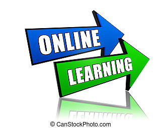 online learning in arrows