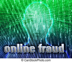 online, misdaad