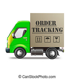 online order tracking - order tracking package from internet...