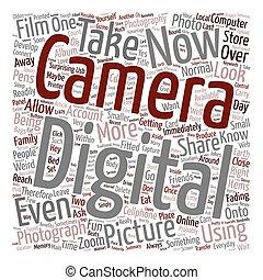 Online Photo Albums text background wordcloud concept