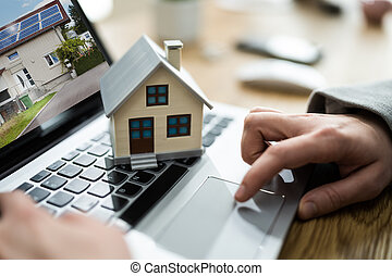 Online Real Estate House Property Sell