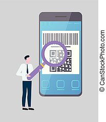 Online Shopping and Product Search, Smartphone