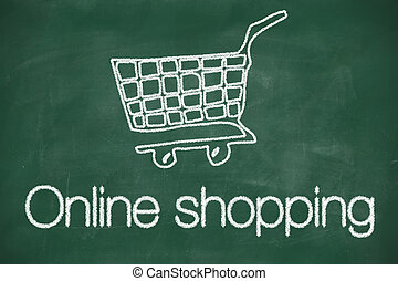 Online shopping cart