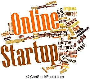 Online Startup