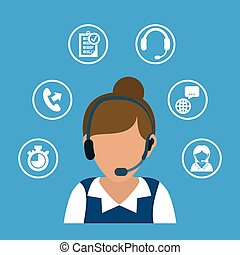 Online Support and operator design