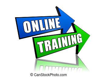 online training in arrows