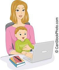 online, unterhaltung