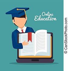 online wykształcenie, projektować
