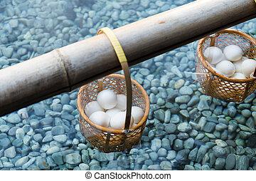 Onsen egg