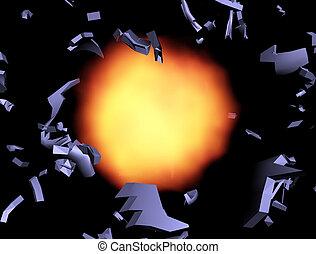 ontploffing