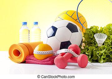 ontspanning, vrije tijd, sportartikel