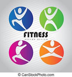 ontwerp, fitness