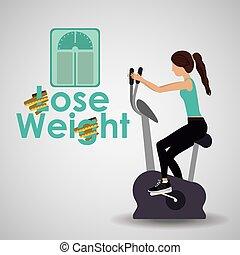 ontwerp, gewicht, verliezen