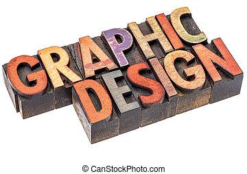 ontwerp, grafisch, spandoek