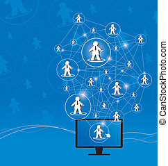 ontwerp, netwerk, sociaal