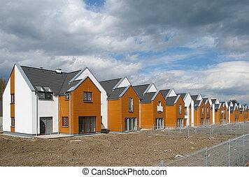 ontwikkeling, huisvesting