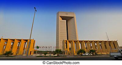 ontwikkeling, islamitisch, bank