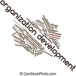 ontwikkeling, organisatie