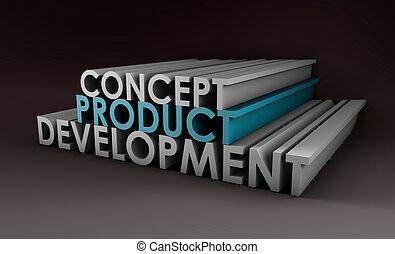 ontwikkeling, product