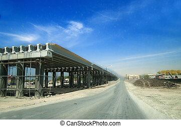 ontwikkeling, snelweg