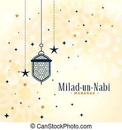 onu, eid, barawafat, festival, nabi, desenho, milad,...