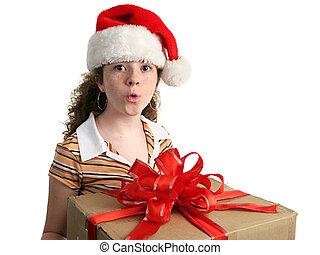 Ooooo A Present!