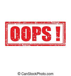 oops!-stamp