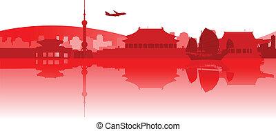 oost-azië, het reizen, ongeveer