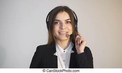 opérateur, callcenter, travail
