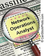 opérations, réseau, analyst., embauche, we're, 3d.