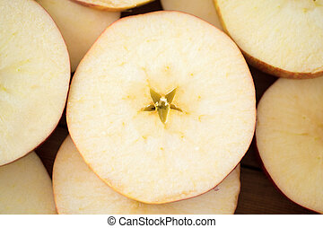 op einde, appelplakken