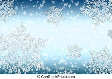opad śnieżny
