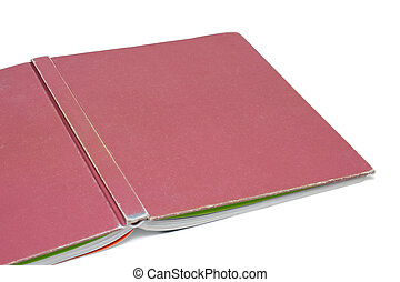 Open book (Clipping path)